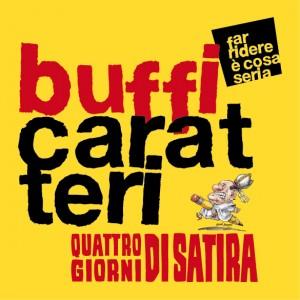 Logo Buffi Caratteri